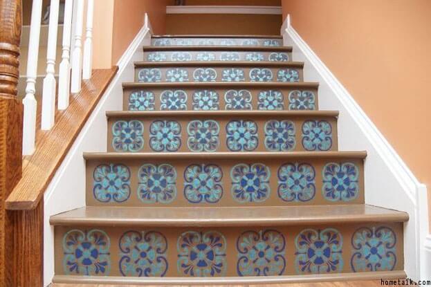 Stair Riser Design