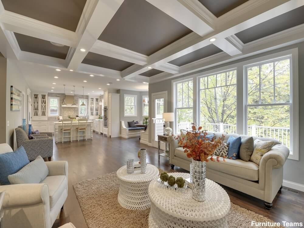 2017 Drywall Ceiling Cost | Drop Ceiling Cost | Coffered