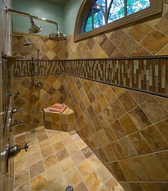 tile for bathroom showers 6 bathroom shower tile ideas tile shower bathroom tile 20855