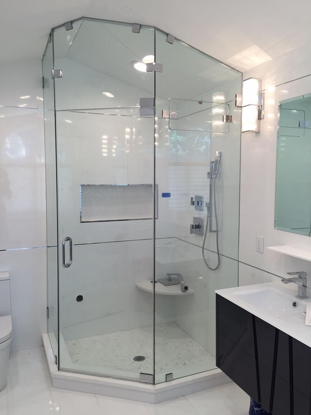 custom steam shower cost
