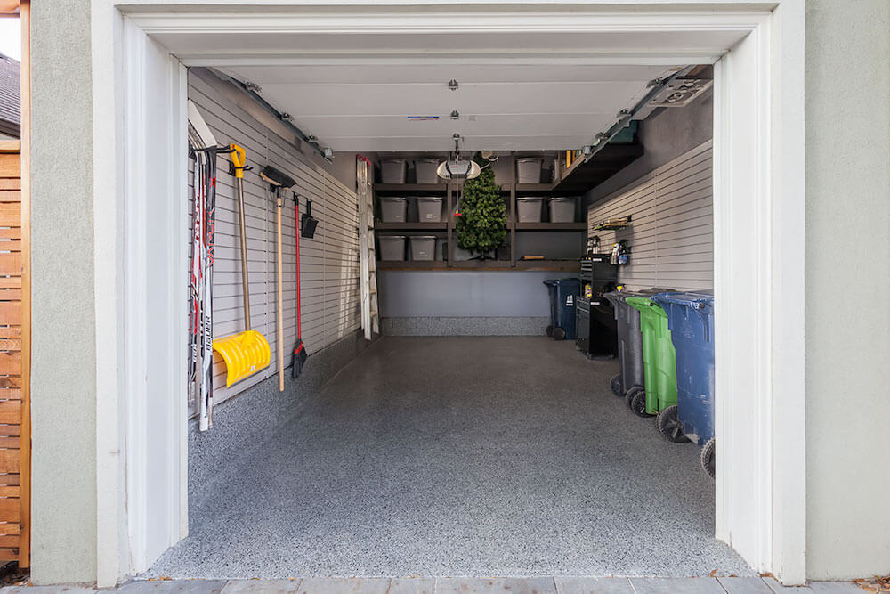 cost to finish a garage