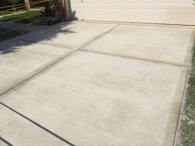 Cost of concrete flooring per square foot in india for Garage square foot cost