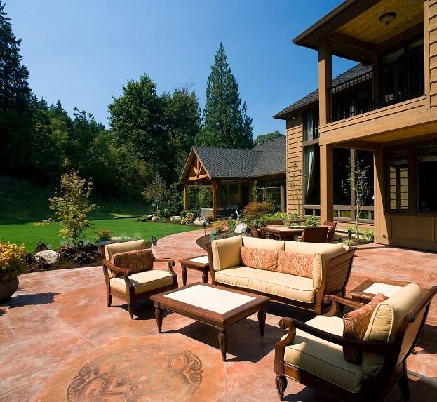 Building A Mexican Themed Garden & Backyard on Mexican Backyard Decor id=38110