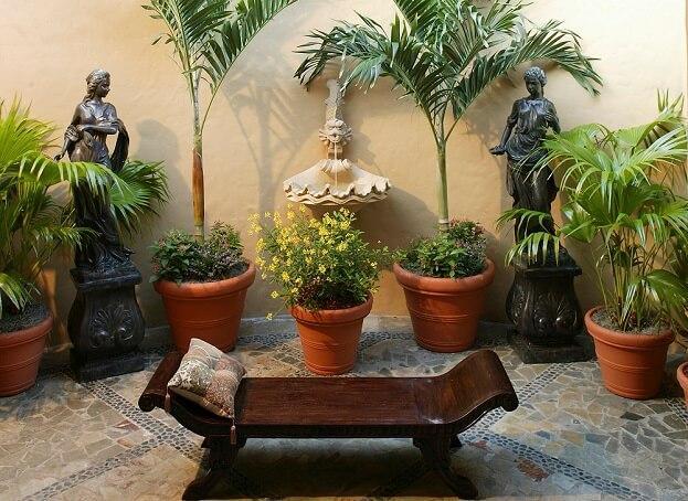 Building A Mexican Themed Garden & Backyard on Mexican Backyard Decor id=60750
